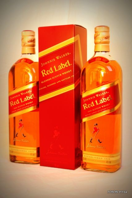 Red Label - 1L